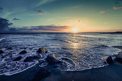 Photograph - After The Sunset by Michael Damiani