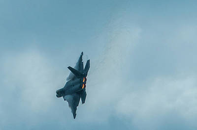 Photograph - Afterburners On by Brian Green