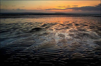 Afterglow At Penmaenmawr Art Print