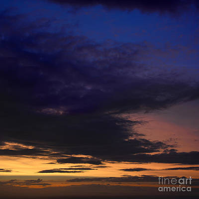 Photograph - Afterglow by Paul Davenport