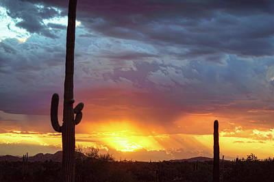 Photograph - Afterglow by Ryan Seek