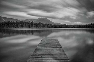 Photograph - Afternoon At Daciey Pond by Jesse MacDonald