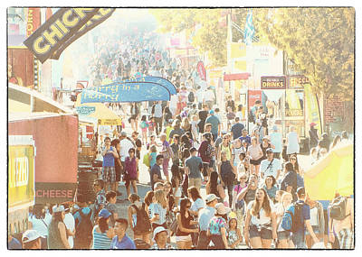 Photograph - Afternoon At The Fair by Doug Matthews