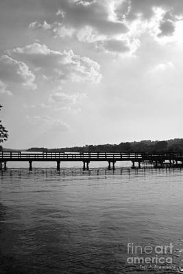 Photograph - Afternoon At The Pier by Todd Blanchard