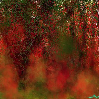 Digital Art - Afternoon by Bill Minkowitz