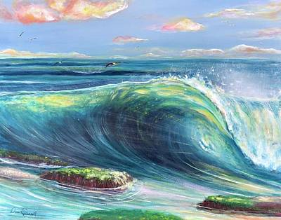 Painting - Afternoon Delight by Dawn Harrell