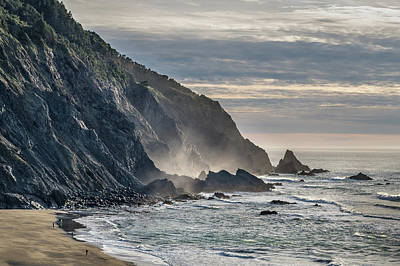 Photograph - Afternoon Glimpse Of Cape Sebastian by Greg Nyquist