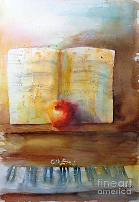 Painting - Afternoon Glow by Marisa Gabetta