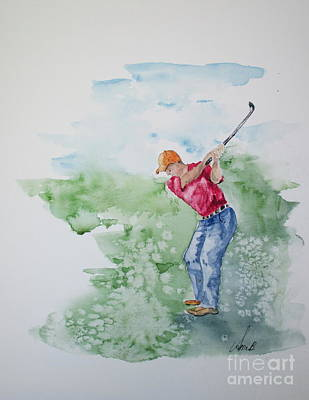 Afternoon Golf Original