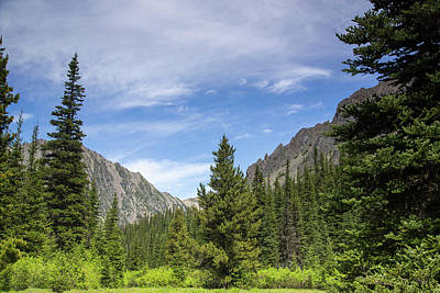 Photograph - Afternoon In The Royal Basin by Kunal Mehra