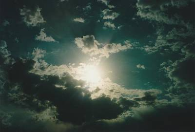 Photograph - Afternoon Sun Oklahoma  by Gene Linder