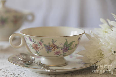 Photograph - Afternoon Tea - 3748 by Teresa Wilson