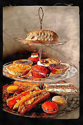 Photograph - Afternoon Tea Anyone by Dorothy Berry-Lound