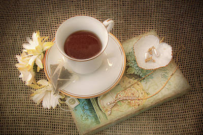 Photograph - Afternoon Tea by Pamela Williams