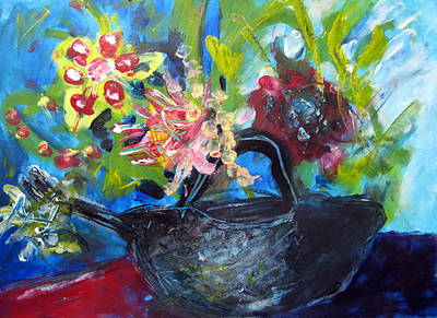 Afternoon Tea Two Art Print by Rebecca Merola
