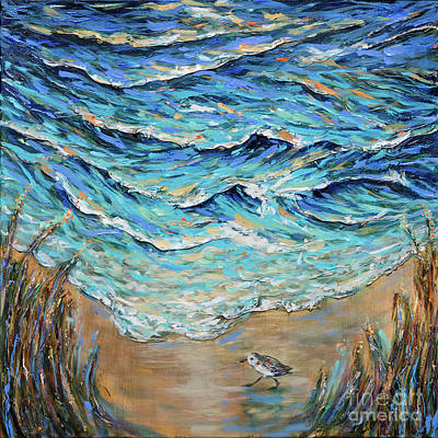 Afternoon Tide Art Print