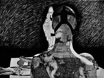 Afterworld Original by Doug Chambers