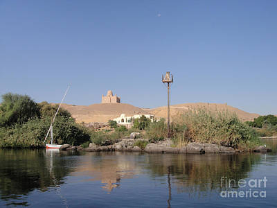 Photograph - Aga Khan's Mausoleum And Villa by Richard Deurer