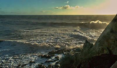 Photograph - Against Mugu Rock by Michael Gordon