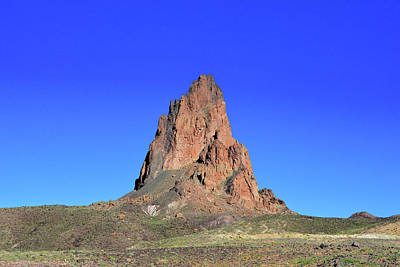 Photograph - Agathla Peak Arizona by David Lee Thompson