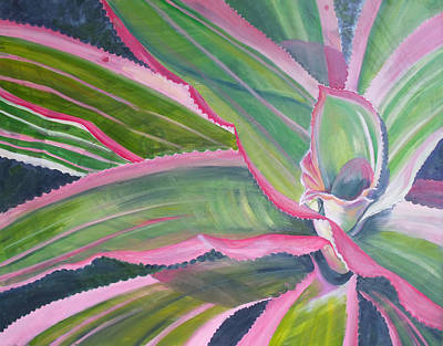 Painting - Agave by Lynne Haines