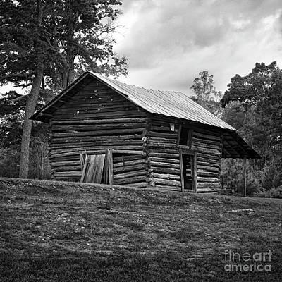 Photograph - Aged Barn 2 by Patrick M Lynch