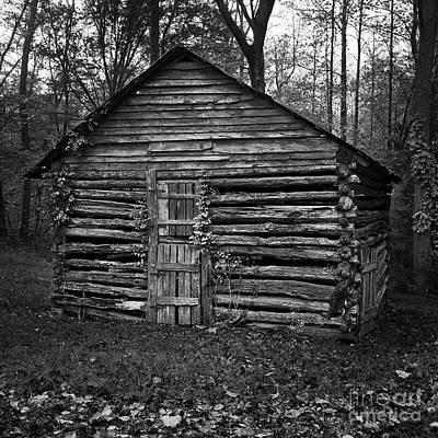 Photograph - Aged Barn by Patrick M Lynch