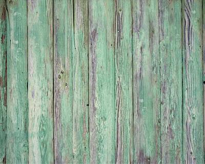 Digital Art - Aged Wood by Ramona Murdock