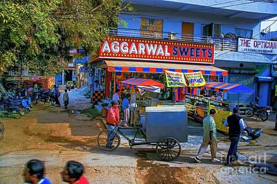 Photograph - Aggarwak Sweets by Rick Bragan