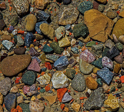 Photograph - Aggregate by Steve Whalen