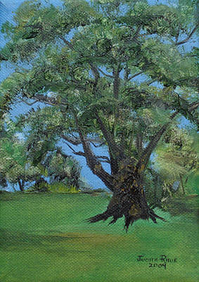 Painting - Aging Gracefully by Judith Rhue