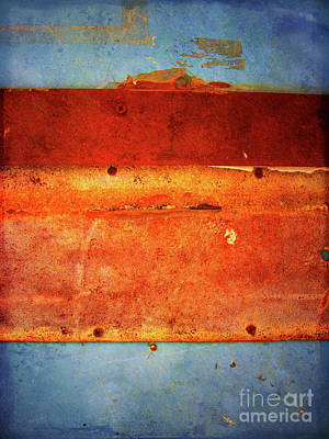 Photograph - Aging In Colour 8 by Tara Turner