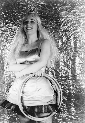 Photograph - Agnes De Mille (1905-1993) by Granger