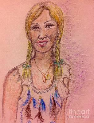 Pastel - Agnetha by Joan-Violet Stretch