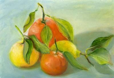 Agrumes Original by Muriel Dolemieux