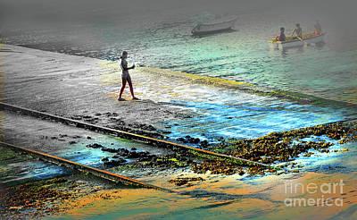 Photograph - Agua by Alfonso Garcia