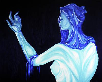 Painting - Agua Mala by Sheridan Furrer