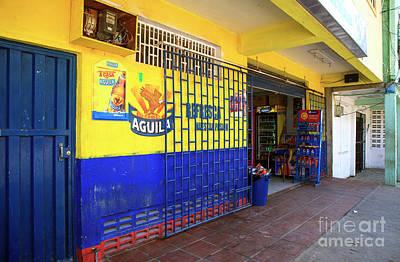 Caribe Photograph - Aguila by John Rizzuto
