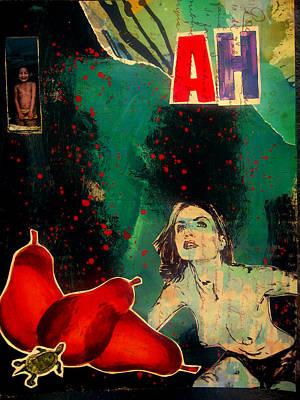 AH Art Print by Adam Kissel