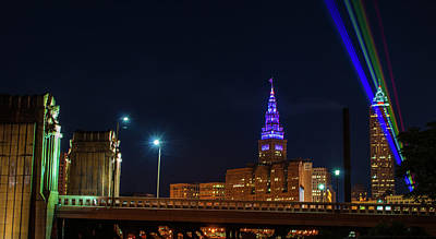 Photograph - Aha Lights by Stewart Helberg