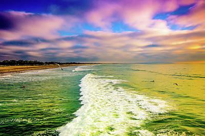 Photograph - Ahhh The Beach by Joseph Hollingsworth