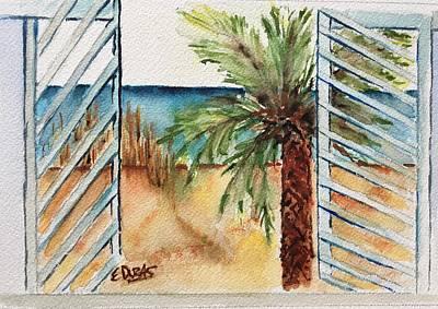 Painting - Ahhhh by Elaine Duras