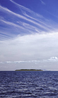 Art Print featuring the photograph Ahoy Bounty Island Resort by T Brian Jones
