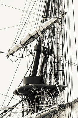 Photograph - Ahoy by Stewart Helberg