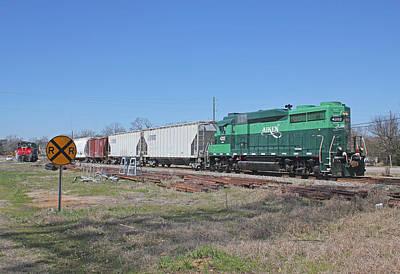 Photograph - Aiken Railway 10 by Joseph C Hinson Photography