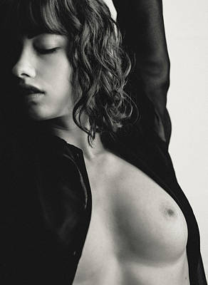 Nudes Royalty-Free and Rights-Managed Images - Ailisha I by Dave Bowman
