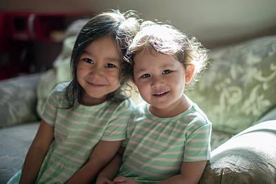 Photograph - Ainsley And Chloe by Dan McManus