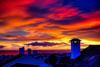Photograph - Air And Sky003 by Joseph Amaral