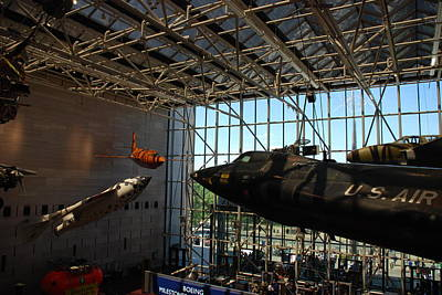 Photograph - Air And Space Museum by Kenny Glover
