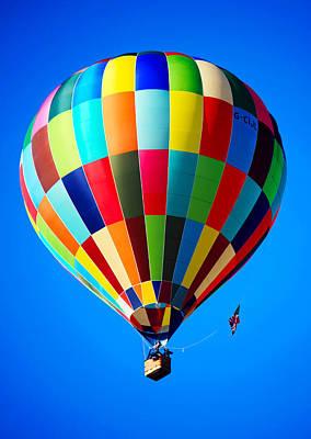Photograph - Air Balloon by Robert Phelan